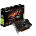 Gigabyte outs a threefold of GeForce GTX 1050 3GB graphics cards