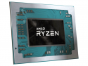 Turbo frequencies for Ryzen 7 2800H and Ryzen 5 2600H Surface