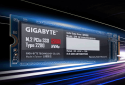 Gigabyte Expands Storage Lineup With NVMe M.2 SSDs