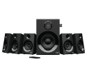 Affordable Logitech Z607 speakers with 5.1 surround sound, Bluetooth and FM radio