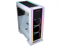 ENERMAX Launches SABERAY White, the Premium Addressable RGB Gaming Fortress