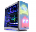 In-Win 307 mid tower has a rather unique per pixel frontside RGB LED display