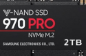Samsung 970 PRO 2048 GB NVMe PCIe SSD Starts Listing at Webshops
