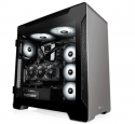 Thermaltake Level A700 Aluminum And S Series Tempered Glass