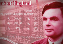 British bank places computer pioneer Alan Turing on a £50 bill