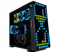 In-Win 309 mid tower has a unique per pixel frontside RGB LED display
