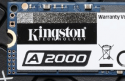 Kingston announced it is shipping the A2000 NVMe PCIe SSD.