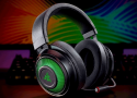 Razer Kraken Ultimate equipped with THX Spatial Audio and custom-tuned 50mm drivers,