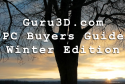 Guru3D Winter 2019 PC Buyer Guide