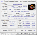 Download: CPU-Z Version 1.91 - adds Threadripper 3900X Series and 10xxx Comet Lake CPUs