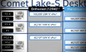 Comet Lake-S and Rocket lake-S Intel Desktop processors at ≤ 10 cores and 125W TDP (updated)