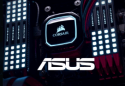 Corsair Brings iCUE lighting control to ASUS motherboards