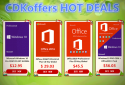 Advertorial: Hot deals at CDKoffers - Windows 10 for just $12.95