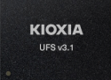KIOXIA America Debuts UFS Ver. 3.1 Embedded Flash Memory Devices