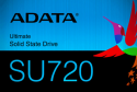 ADATA Ultimate SU720 SSD has Up To 1 TB Capacity