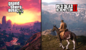 Rockstar sold 130 million copies of GTA V and 31 million copies of Red Dead Redemption 2