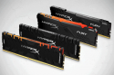 HyperX Adds New Predator DDR4 RGB and FURY DDR4 RGB with kits up to 256GB