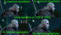 The Witcher 3 HairWorks on AMD GPUs With Normal Performance