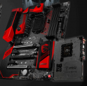 MSI Z170 Gaming M Series Motherboards Photos