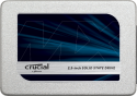 Crucial MX300 SSDs with 3d-nand