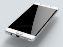 Galaxy Note 7 smartphone renders surface