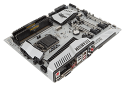 MSI MPOWER TITANIUM motherboard bundled with Corsair memory