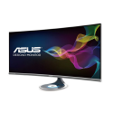 ASUS MX38VQ is 37.5-Inch Curved LCD Monitor With Built-In Qi Wireless Charging