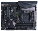 ASUS AM4 Prime X370 and Crosshair VI Hero Motherboards slides