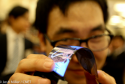 Samsung showcases  5.5-inch flexible display at CES