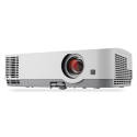 NEC announced today eight new XGA and WXGA resolution projectors