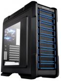 ThermalTake Chaser A31 chassis available in black, white and blue