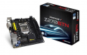 Biostar launches B250 Mini-ITX Racing series Motherboards