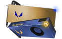 Radeon Vega Frontier Edition LCS and 4096 Shader Processors