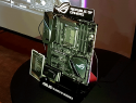 Computex 2017: ASUS Shows X399 AMD Zenith Extreme Motherboard